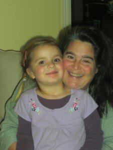Lauren Lollini and her 6 year old daughter Lucy
