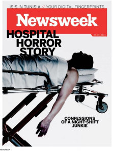 Newsweek ran a feature article on drug diversion in hospital settings