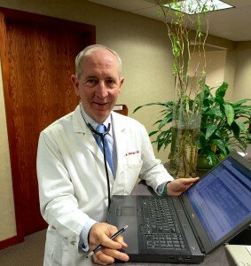 Dr Tom McKnight is a co-founder of HONOReform and a family physician in Fremont, NE